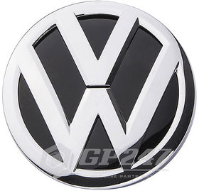 VOLKS WAGEN VW VENTO  front grill with 4 locks CAR DECAL EMBLEM MONOGRAM CHROME 2014-2017 (KINDLY CHECK FOR 4 LOCKS AT B