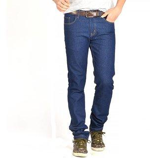 Dawn Regular Men Medium Blue Jeans pack of-1