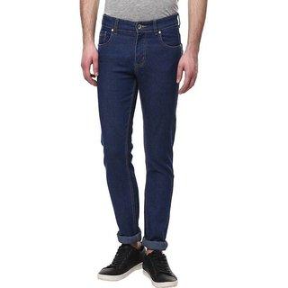 Dawn Regular Men Dark Blue Jeans pack of-1