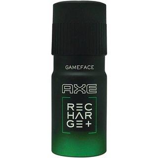 AXE Recharge Game Face Deodorant Spray - For Men (150 ml)