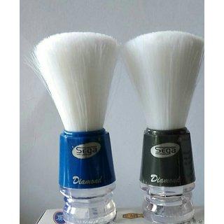 2pc SEGA Diamond Shave Brush