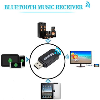 Favourite Deals Wireless Bluetooth Audio Receiver With Strong Wireless Bluetooth Connectivity
