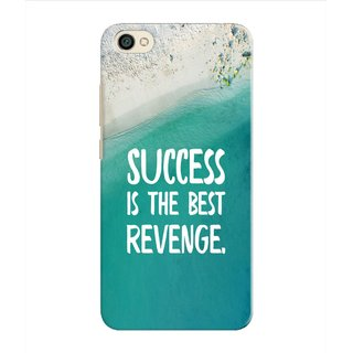 PREMIUM STUFF PRINTED BACK CASE COVER FOR VIVO Y81 DESIGN 8061