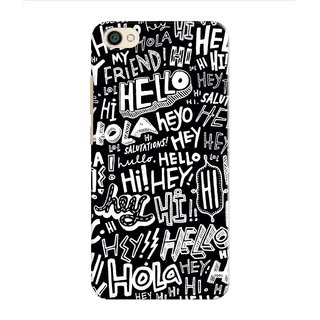 PREMIUM STUFF PRINTED BACK CASE COVER FOR VIVO Y81 DESIGN 8164