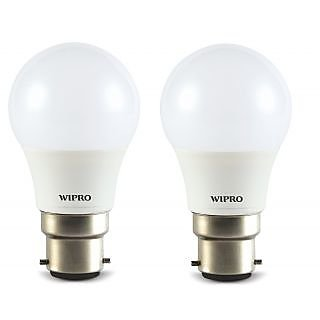 Wipro Garnet 14-Watt LED Bulb (Cool Day Light) combo of 2