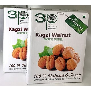 Walnuts with Shell (Akhrot)  1Kg