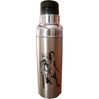 3fb9394207f Buy Cool Sporty stainless steel water bottle 500 ml For Hot And Cold Online  - Get 30% Off