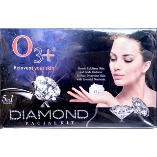 O3 + Diamond Facial Kit