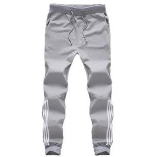 ToYouth Grey Cotton Blend Trackpant For Mens