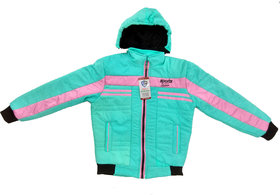 Chequers Jackets for Boys(Autumn-Winter) Hooded