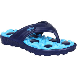 Men/Boys Blue-1054 Slippers