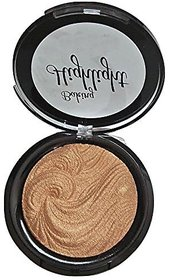 Radiant Glow Face/ Body Highlighter Pressed Powder ( Gold) Free 2 Lip Pencil