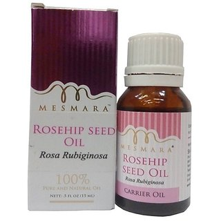 Mesmara Rosehip Seed Carrier Oil 30 ml