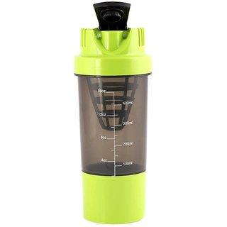 Cyclone Gym 600 ml Shaker (Green)