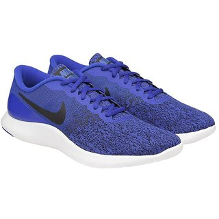8ee57f6ca2f9 Buy Nike Flex Contact Men s Blue Training Shoes Online - Get 21% Off