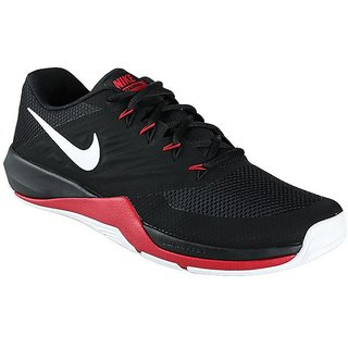 86a29e1d18b99 Buy Nike Lunar Prime Iron Ii Men s Black Training Shoes Online - Get 21% Off