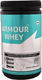 Greenex Nutrition Armour Whey Plus 1lb Strawberry Creme