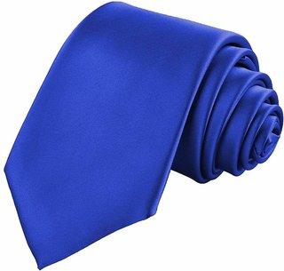 Men's Tie Classic Satin Slim Necktie  Casual Style Fashion  Party wear - By Billebon