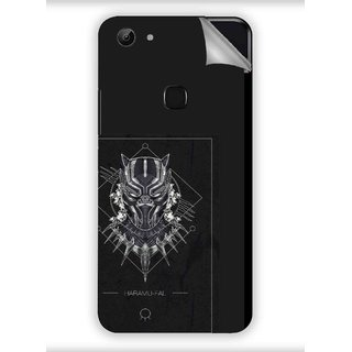 Snooky Printed Vinyl Mobile Skin Sticker For Vivo Y83