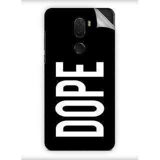 Snooky Printed Vinyl Mobile Skin Sticker For CoolPad Play 6