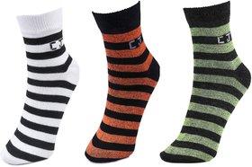 3 Pair Pack Ankle Socks By CalvinJones