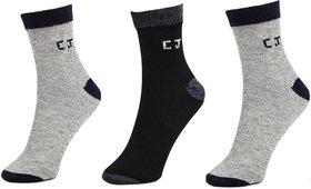 CalvinJones Unisex Ankle Socks - 3 Pair Pack