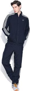 Adidas Essentials Navy Tracksuit