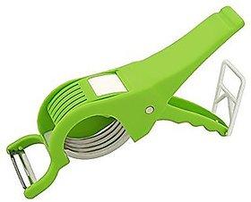 Plastic Vegetable Cutter