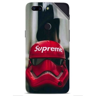Snooky Printed Vinyl Mobile Skin Sticker For OnePlus 5t