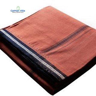 Kavi Dhothi-Kavi Mundu-Keralas casual wear