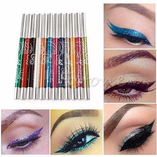 ADS Eye /Lip Liner Waterpoof 24Hours 12 color 1 ADS Kajal Free