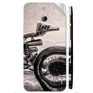 Snooky Printed Vinyl Mobile Skin Sticker For Htc One E8