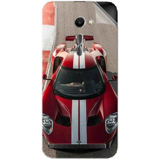 Snooky Printed Vinyl Mobile Skin Sticker For Asus Zenfone 2 ZE500CL 5.0