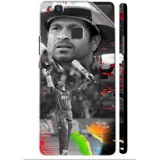 Snooky Printed Vinyl Mobile Skin Sticker For Huawei Honor 8 Smart
