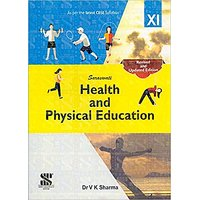 Health and Physical Education Class 11 (E) Educational Book