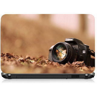 VI Collections Digital Camera In Photograpy Printed Vinyl Laptop Decal 15.5