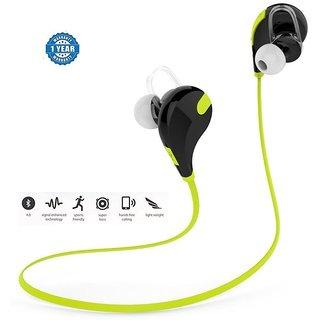 Wireless Bluetooth Headphone 4.1 Sports Jogger Earphones for Running, Jogging, Multicolor