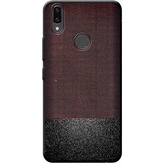 size 40 9094c ae53c Cellmate Premium Look Soft Fabric Protective TPU Waterproof Mobile Back  Case Cover For Vivo Y83