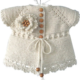 ChoosePick Crochet Handmade Baby Sweater for age  3 to 6 Months (15)