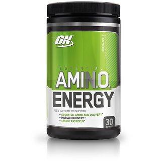 Optimum Nutrition (ON) Amino Energy Drink - 30 Servings (Green Apple)