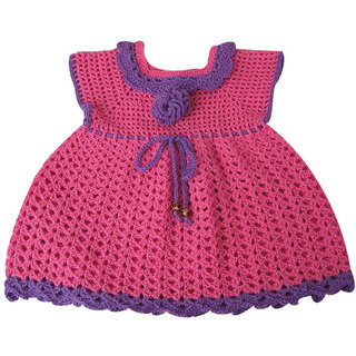 Buy Choosepick Crochet Handmade Baby Sweater For Age 3 To 6 Months
