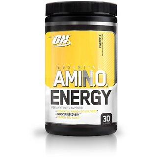 Optimum Nutrition (ON) Amino Energy Drink - 30 Servings (Pineapple)