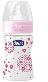 Toys Factory Chicco Well -Being Feeding Bottle (150 ML)