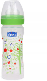 Toys Factory Chicco Well -Being Feeding Bottle (250 ML)