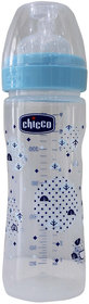 Toys Factory Chicco Well -Being Feeding Bottle(Blue)  (Blue)