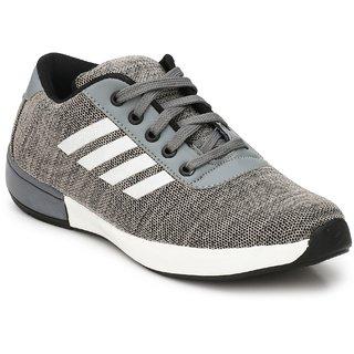 White Walkers Men's Gray Casual shoe