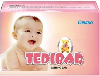 Tedibar Soap (pack of 3)
