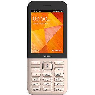 Lava Gem feature phone