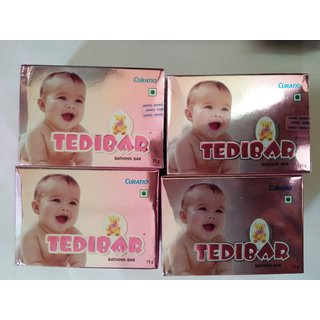 Tedibar Soap (pack of 4)