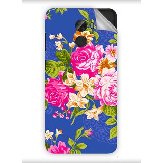 Snooky Printed Vinyl Mobile Skin Sticker For Gionee A1 Lite